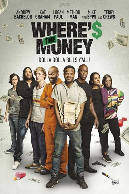 دانلود فیلم Where's The Money 2017